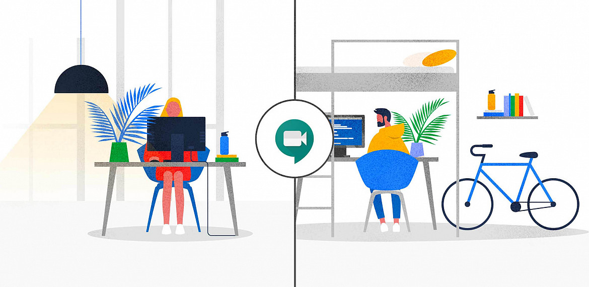 Google Meet - Oni offering Premium Features Free Until 30th September